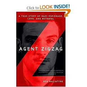 Agent Zigzag - Ben McIntyre