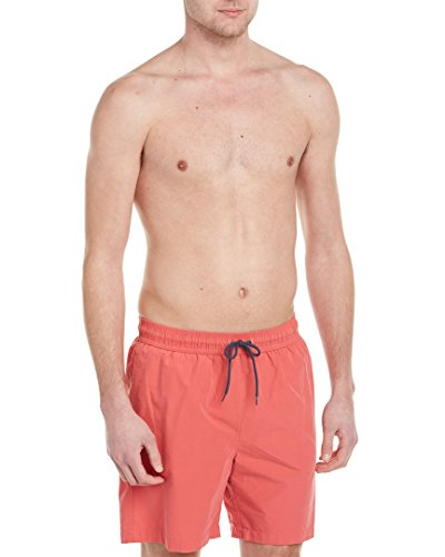 Brooks Brothers Mens Sol Montauk Swim Trunk, Xl, Red (Ties For Men Brooks Brothers compare prices)