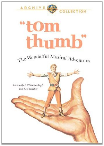 Tom Thumb [DVD] [1958] [Region 1] [US Import] [NTSC]