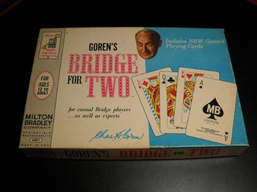 Vintage Goren's Bridge For Two (1964 Edition) - 1