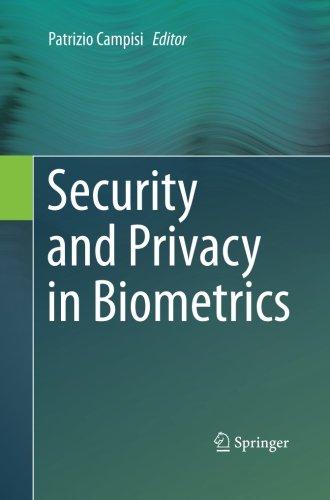 Security and Privacy in Biometrics (Tapa Blanda)