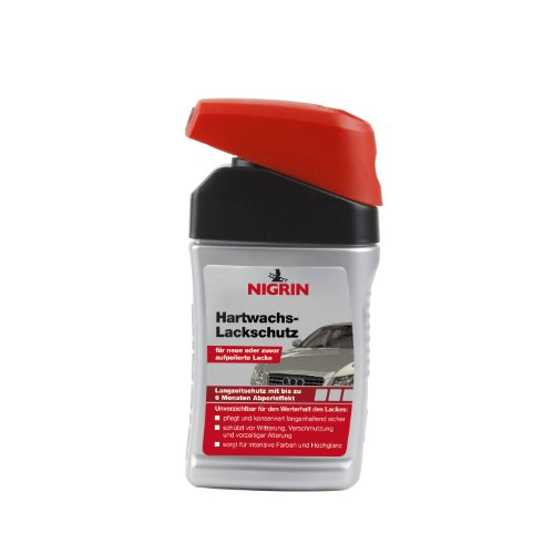 Nigrin 72942 Hard Wax Paint Protector 300 ml