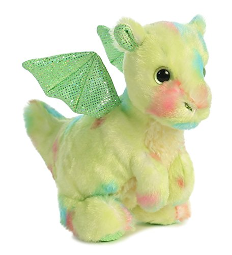 Aurora World Little Dragon/Sherbert Plush - 1