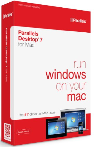 Parallels Desktop 7 for Mac [Old Version]