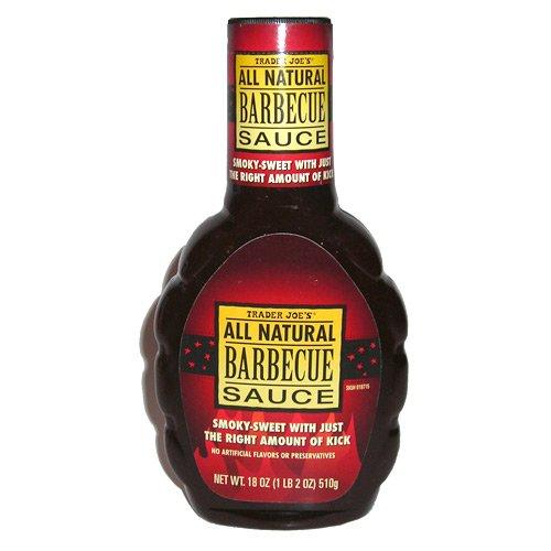 Trader joe 39 s all natural barbeque sauce 18oz at texas manfood for Trader joe s fish sauce