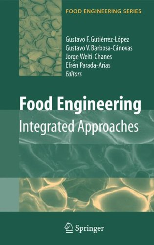 Food Engineering - Integrated Approaches