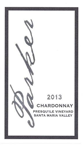 2013 Parker Wine Presqu'Ile Vineyard Santa Maria Valley Chardonnay 750 Ml