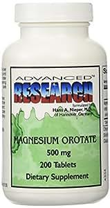 Nci (Dr. Hans Nieper) Magnesium Orotate 500 Mg (200 tab)