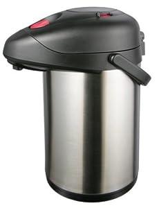 pumpkanne thermoskanne isolierkanne airpot 3 liter. Black Bedroom Furniture Sets. Home Design Ideas