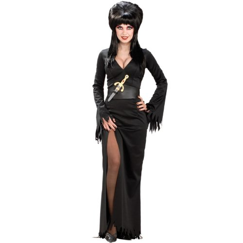 Rubies Costumes Women's Elvira Adult Costume