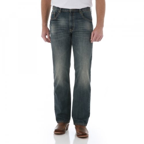 Wrangler Men's Xtreme 20X Cowboy Vintage Boot Cut Jean, Light Blue, 36x34 (Jeans Blue Light For Men compare prices)