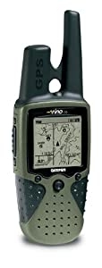 Garmin Rino 120 2-Mile 22-Channel FRS/GMRS Two-Way Radio and GPS Navigator (Discontinued by Manufacturer)
