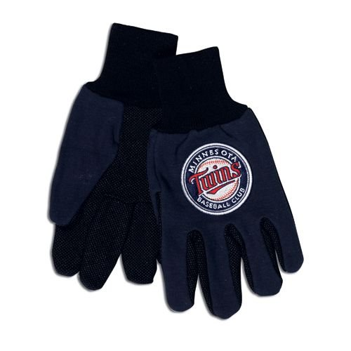 Minnesota Twins Two Tone Gloves