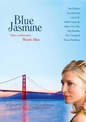 Blue Jasmine Poster ( 11 x 17 - 28cm x 44cm ) (Style B) (2013)