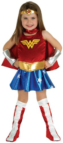 Rubie's Costume Co - Wonder Woman Toddler Costume