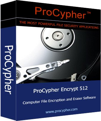 Procypher Encrypt 512