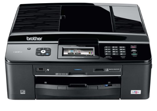 Brother MFC-J825DW A4 Colour All-in-One Wireless Colour Inkjet Printer