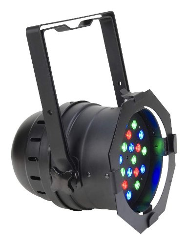 American Dj Pro64B Led Rc Effect Light, With Remote