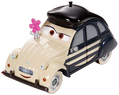 Disney/Pixar Cars, Paris Tour Die-Cast Vehicle, Louis LaRue #6/7, 1:55 Scale