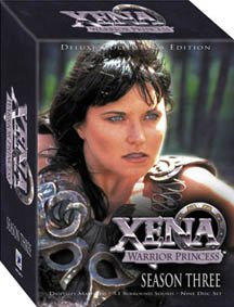 Xena Warrior Princess:S3