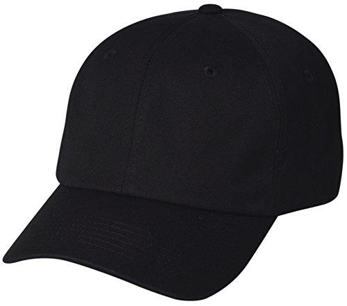 brand-new-2016-classic-plain-baseball-cap-unisex-cotton-hat-for-men-women-adjustable-unstructured-fo