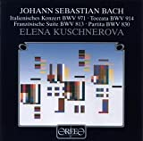 J.S.バッハ:イタリア協奏曲 他  (Bach, Johann Sebastian: Italienisches Konzert u.a.)