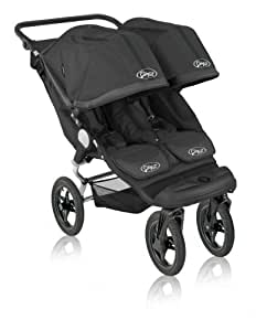 Baby Jogger City Elite Double Stroller, Black (Discontinued by Manufacturer)