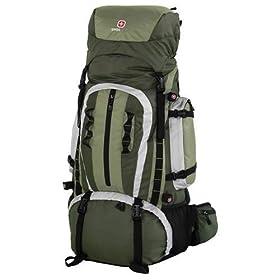 Swiss Gear Elite Series Extra Large Hiking Backpack 4,320 cu. in.