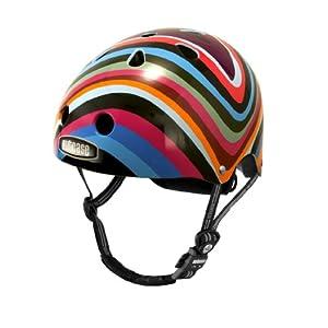 Nutcase Swirl Bike Helmet