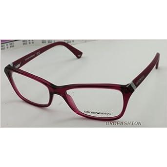 7a0d94a137b www.lesbauxdeprovence.com Emporio Armani EA3023 Eyeglasses-5199  Cyclamen-54mm  Clothing