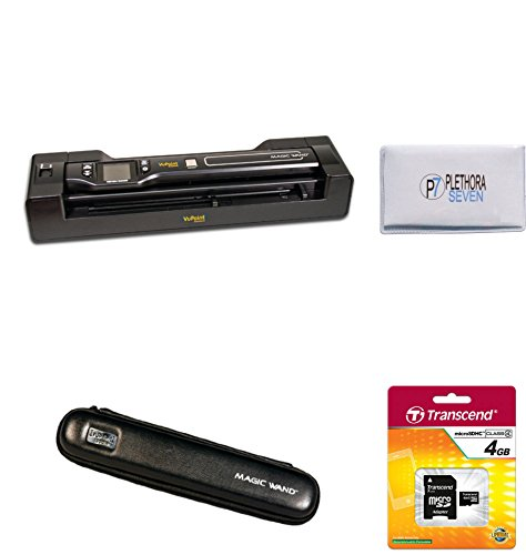 Best Price Vupoint Magic Wand Document/Photo 2-in-1 Portable Scanner & Auto-Feed Dock, For Busin...