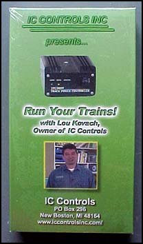 Run Your Trains! with Lou Kovach, Owner of IC Controls