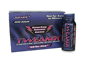 Tweaker-grape 12-2oz Shots