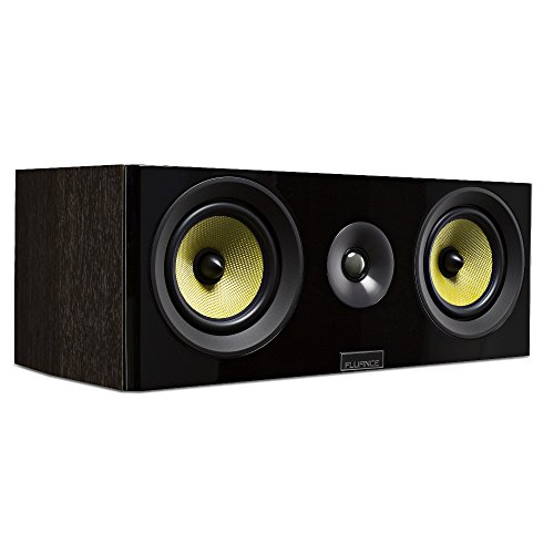New Fluance Signature Series HiFi Two-way Center Channel Speaker for Home Theater (HFCW)