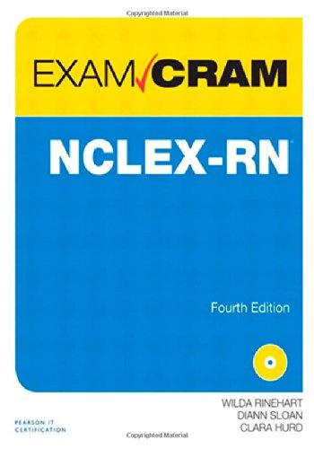 Nclex-Rn Exam Cram (4Th Edition)
