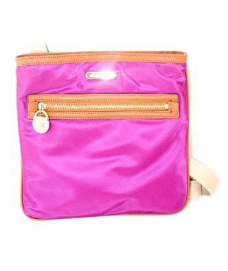 Michael Kors Kempton Crossbody Bag Pomegranate
