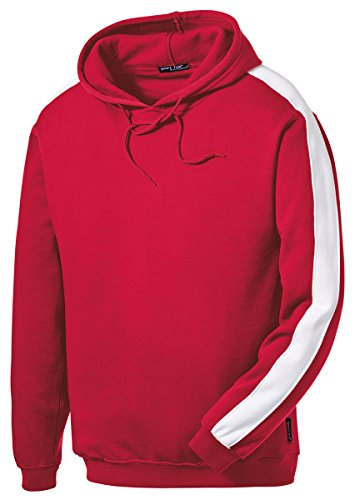 Sport-Tek Men's Pullover Hooded Athletic Sweatshirt