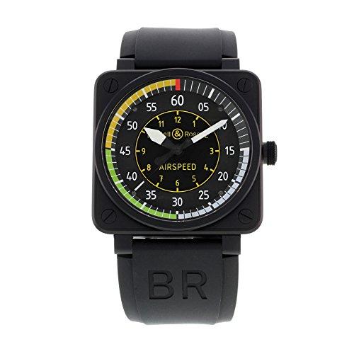Bell & Ross Aviation Flight Instruments Mens Watch BR0192-AIRSPEED
