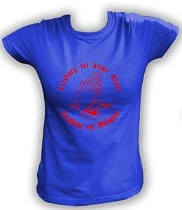 Artdiktat Damen T-Shirt - Freiburg ist keine Stadt - Freiburg ist Religion