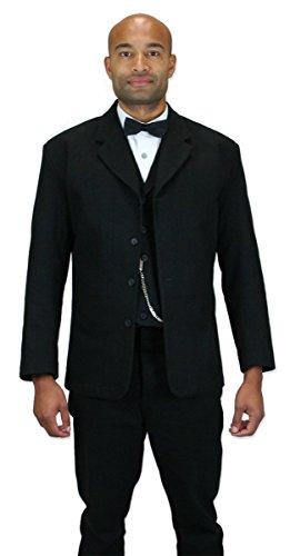 Historical-Emporium-Mens-100-Brushed-Cotton-Sack-Coat
