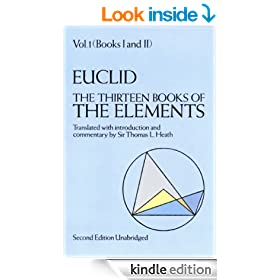 The Thirteen Books of the Elements, Vol. 1 (Dover Books on Mathematics)
