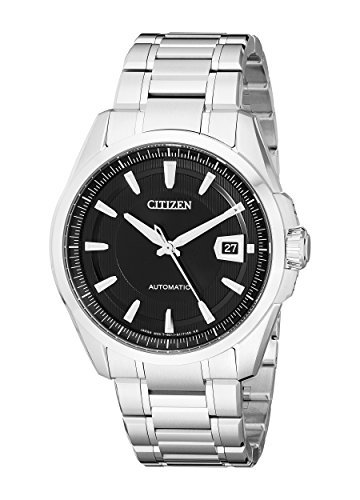"""時計 Citizen シチズン Men's NB0040-58E """"The Signature Collection"""" Grand Classic Automatic Dress Watch メンズ 男性用 [並行輸入品]"""