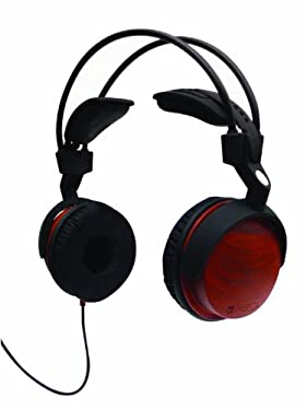 Tribeca Genuine Wood Studio Headphones, Bubinga