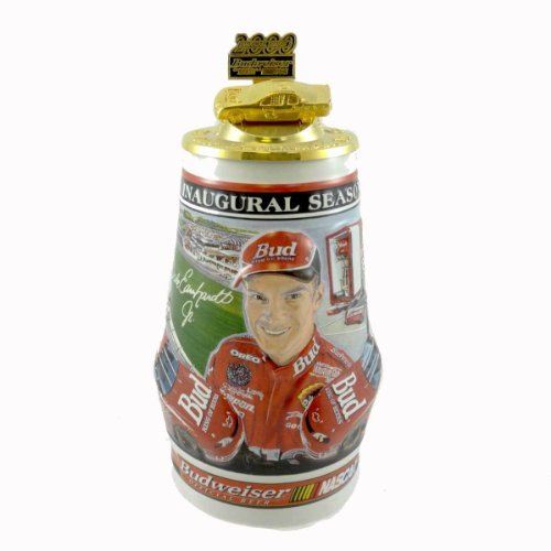 anheuser-busch-dale-earnhardt-jr-stein-cs450-stein-budweiser-race-car-new-by-unknown