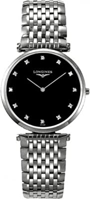 Longines La Grand Classic with Diamond Markers Men's Watch L47094586 from Longines