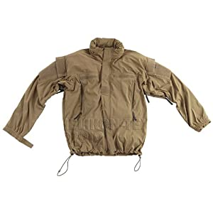 Helikon Tactical Soft Shell Waterproof Mens Jacket Hiking Airsoft Coyote from Helikon