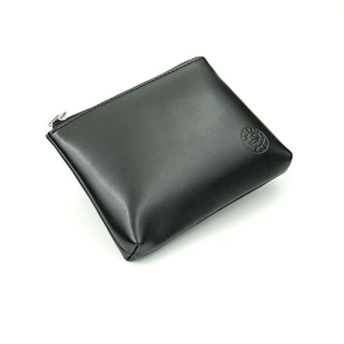 Savage Black Pu Coin Purse Pouch Cosmetic Makeup Bag