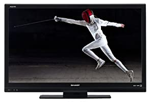 Sharp LC-39LE440U 39-Inch 1080p 60Hz LED HDTV