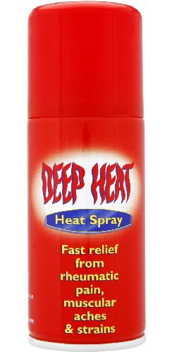 Mentholatum Deep Heat Pain Relief Spray 150ml