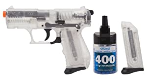 Walther P22 Pistol (Clear, Medium)